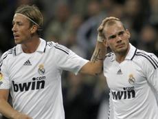L'ex Inter e Real Madrid, Sneijder.