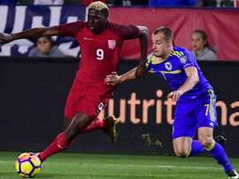 USA, Bosnia-Herzegovina play out draw