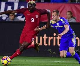 USA, Bosnia-Herzegovina play out draw
