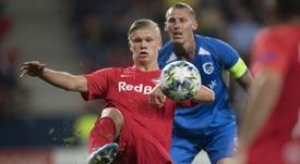Solskjaer's guidance applauded by Man United-linked Salzburg prodigy Haaland