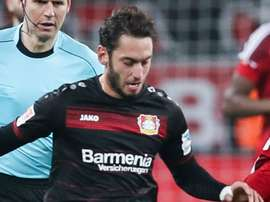Hakan Calhanoglu is eager to prove his worth after his ban. GOAL