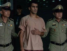 Al-Araibi had been detained in Thailand since November. GOAL