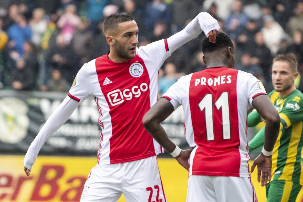 L'Ajax Amsterdam sans supporters à Chelsea le 5 novembre — Ligue des champions