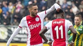 Ligue des champions : l'Ajax privé de ses supporters contre Chelsea. AFP