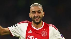 Ziyech extends Ajax contract amid Bayern speculation. GOAL