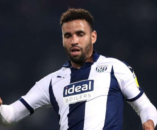 Robson Kanu's late goal kept WBA top of the Championship. GOAL