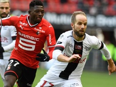 Rennes s'est incliné à domicile. Goal