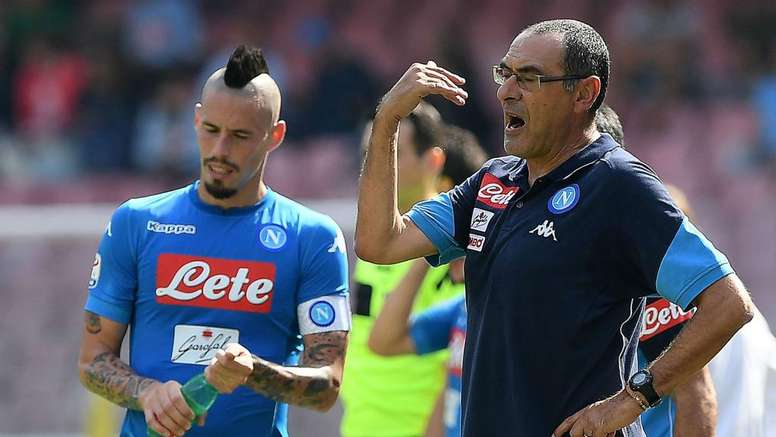 Hamisk is Napoli's record goalscorer. GOAL