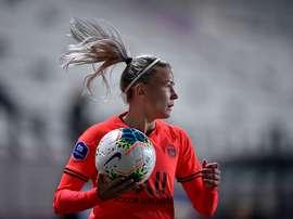 Hanna Glas va rejoindre le Bayern Munich. Goal
