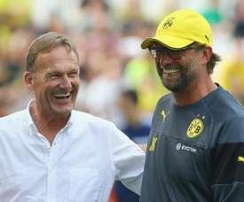 Dortmund CEO admits he tried to bring Klopp back to Dortmund. GOAL