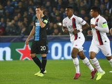 PSG - Kimpembe et Thiago Silva