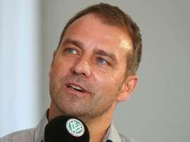 Flick has been praised by Goretzka amid reports Bayern want Thomas Tuchel from PSG. GOAL