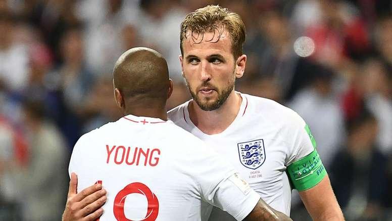 Neville pense qu'Harry Kane était blessé. GOAL