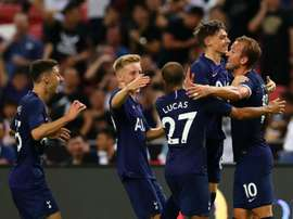 Harry kane scorted the last-minute winner against Juventus. GOAL