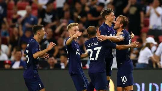 Harry kane scorted the last-minute winner against Juventus. GOAL