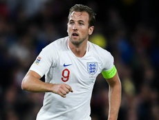 Kane has his eyes on the Nations League title. GOAL