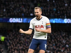 Kane could be back ahead of schedule. GOAL