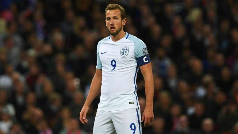 Kane will captain England at the World Cup. GOAL