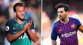 Kane quer derrubar recordes de Messi! Goal