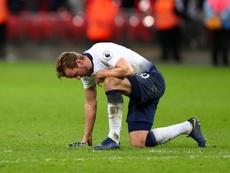 Kane vai desfalcar Tottenham por pelo menos um mês e meio