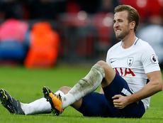 Kane est blessé pour un mois. Goal