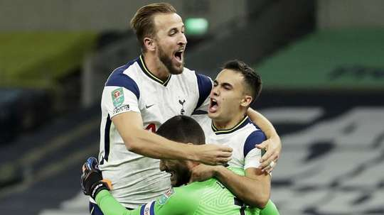 Tottenham fait tomber Chelsea. EFE