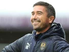 Harry Kewell nommé coach d'Oldham. goal