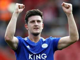 Harry Mguire is a target for both United and City. GOAL