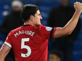 Maguire l'aveva previsto: 'Segnerò in Chelsea-Manchester United'