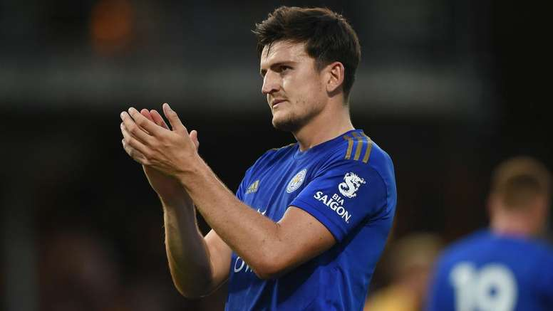BREAKING NEWS: Leicester and Manchester United agree Maguire fee, Rodgers confirms. Goal