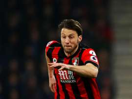 Bournemouth's Harry Arter. Goal