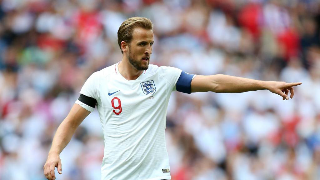 Captain Kane gives England 2-1 win over Tunisia