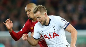 Kane admits Tottenham momentum stalled at Anfield. GOAL