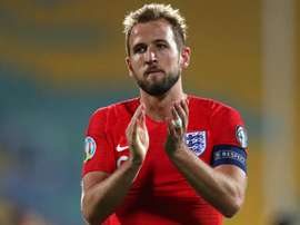 Kane proud of England after racism mars qualifier in Bulgaria