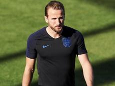 Kane is set to start for England in Seville. GOAL