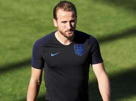 Kane is set to start for England in Seville. GOAL