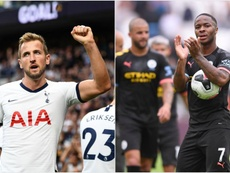 Harry Kane and Raheem Sterling have improved tremendously in recent seasons. GOAL