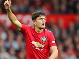 Maguire rejected huge Manchester City deal. AFP
