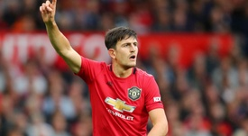 Mourinho impressed by Maguire show