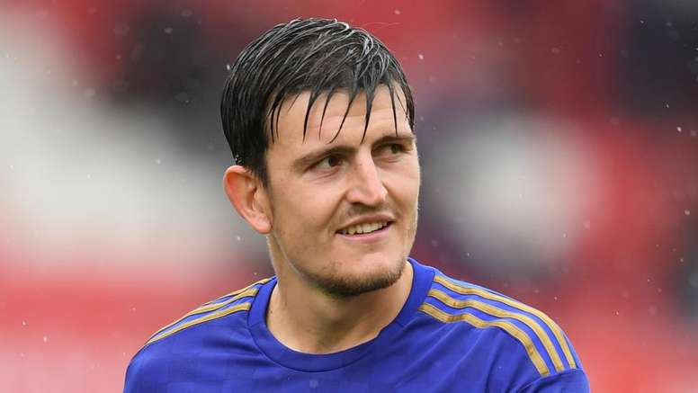 Guardiola reveals City wanted Maguire but could not afford him. GOAL