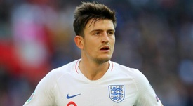 Man United's Maguire: Poor club form could be affecting England