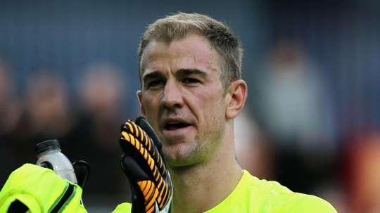 Hart delighted with Burnley debut. GOAL