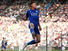 Harvey Barnes, Leicester academy product, has been handed a 5 year contract. GOAL