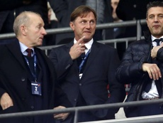 Hasenhuttl knows that he faces a battle to save Southampton from the drop. GOAL