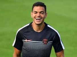 Hatem Ben Arfa PSG 2016