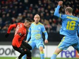 Rennes écrit l'histoire. Goal