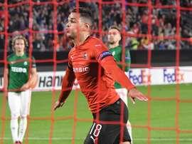 Ben Arfa a offert la victoire à Rennes. Goal