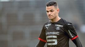 Les conseils d'Hatem Ben Arfa aux U19 Rennais. GOAL