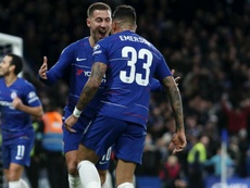 Emerson does not want Hazard to leave. GOAL