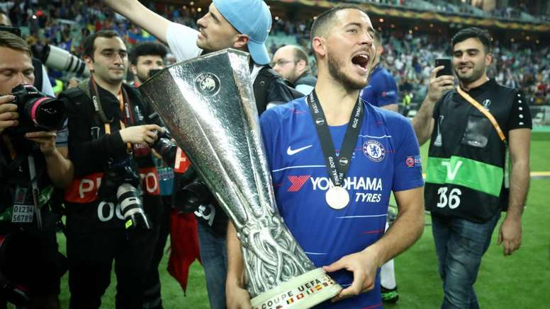 Eden Hazard would be a good fit for Real Madrid, says Farbregas. GOAL